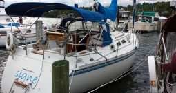 "1984 Hunter 34 ""Signe"""